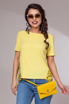 Блузка с разрезом на спине CHARUTTI